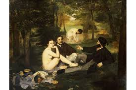 Colazione sull' Erba | Manet